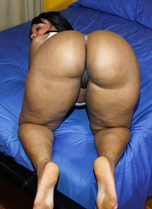Big Ebony Ass Interracial